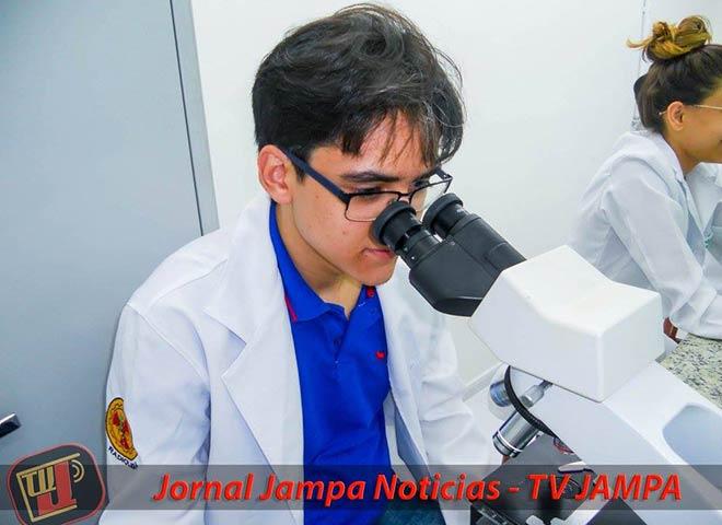 21 11 2017 - BIOMEDICINA - FASER - Laboratório Aula de Biologia Celular e Molecular com o Professor Renato Guedes Pinto (9)