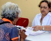 Secretaria Municipal de Saúde promove ação para idosos na USF Funcionários I